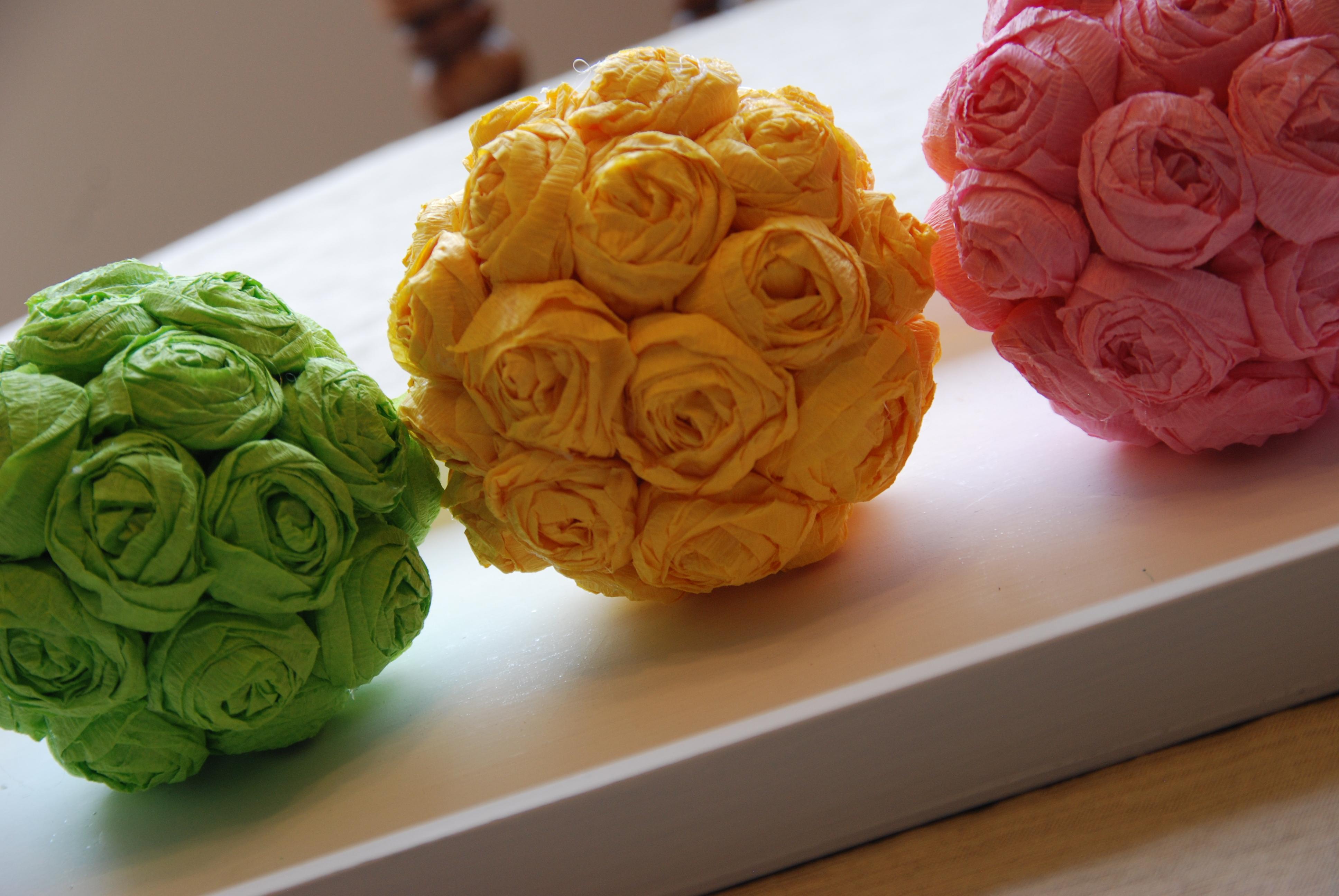Сделать букет из роз из бумаги своими руками 13