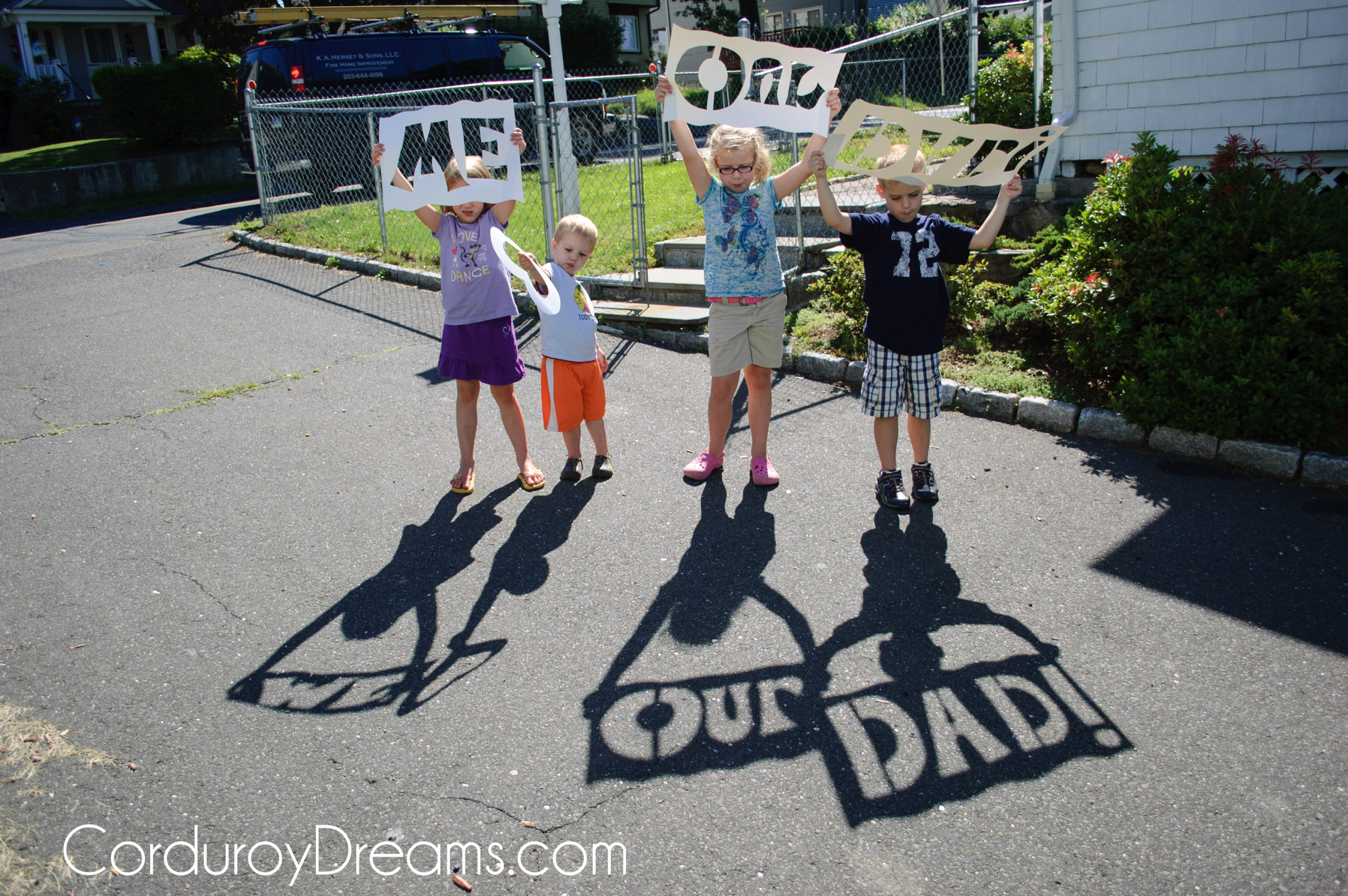 Father's Day idea for kids
