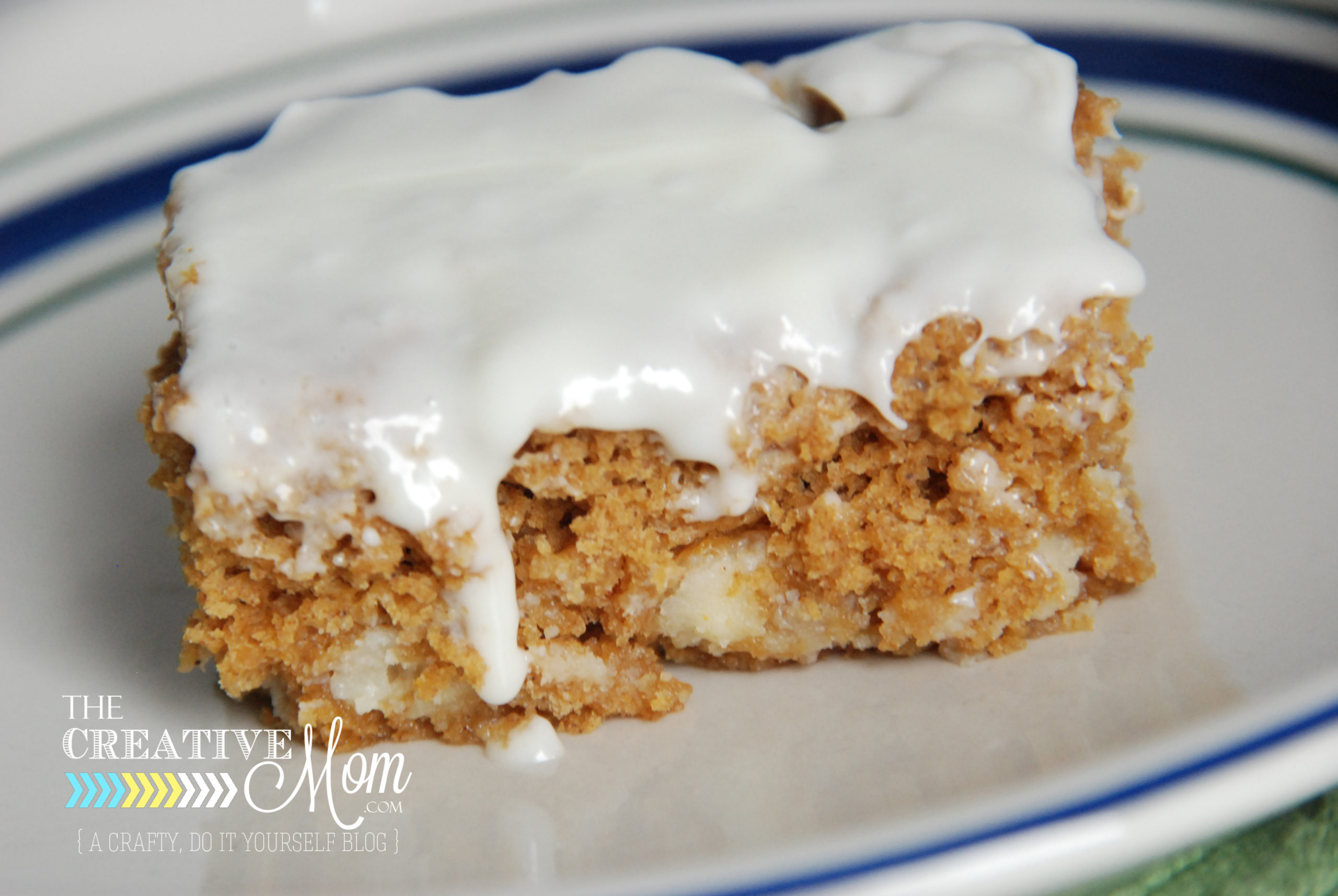 3 Ingredient Pumpkin Pie Cake Recipe