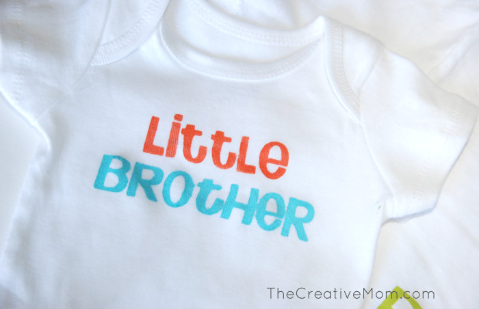 diy little brother shirt