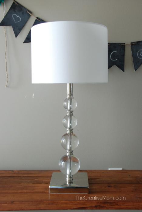 Plain ikea lamp 468x700