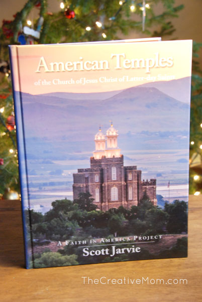 LDS Gift Idea- American Temples Book