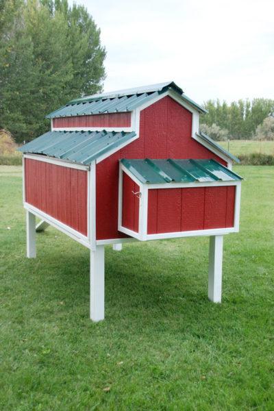 Free Chicken Coop Plans