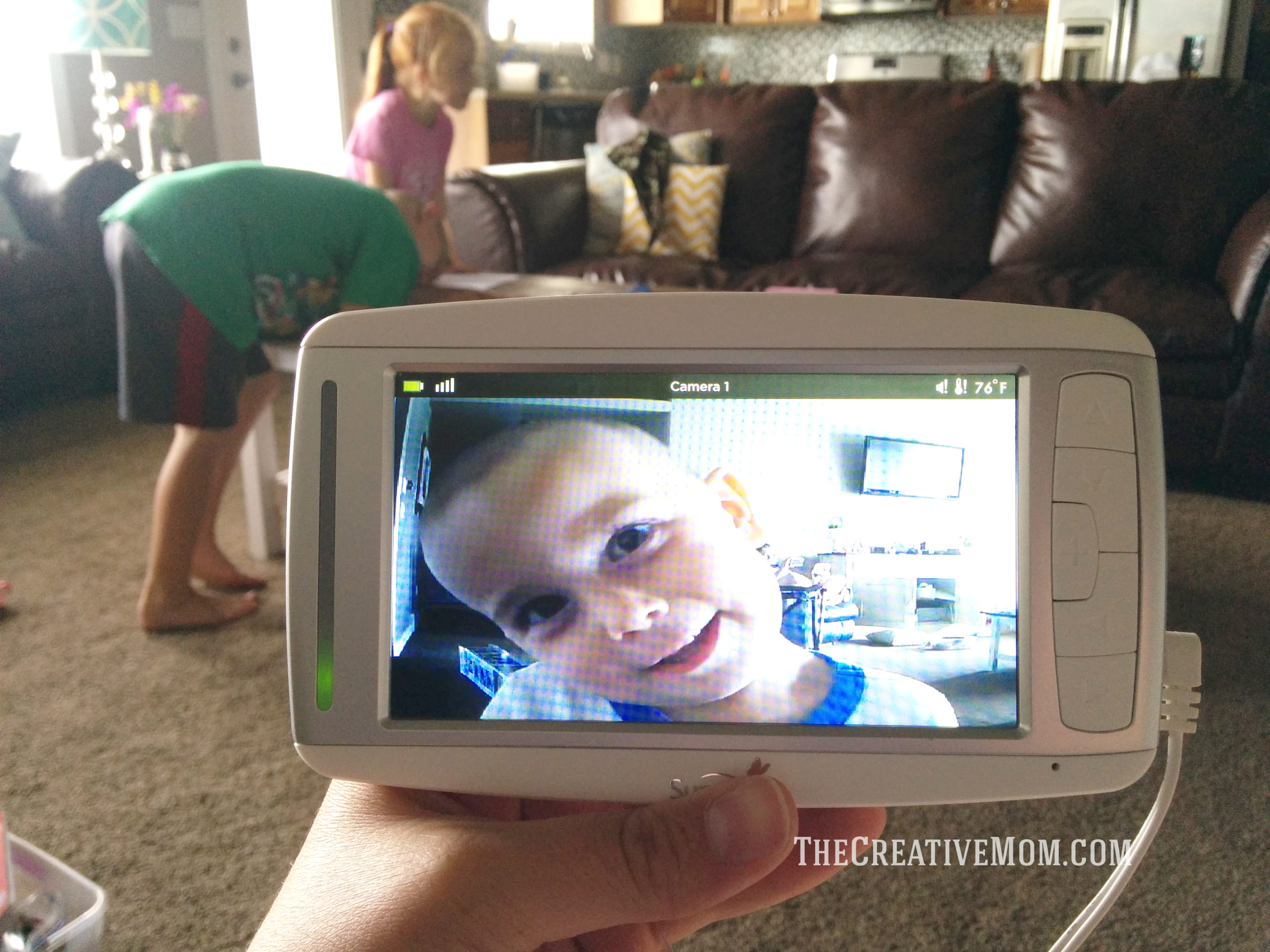 Summer Infant Sharp View HD Monitor {Review}