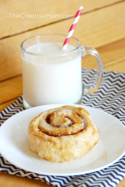 Rhodes Microwave Cinnamon Rolls The Creative Mom