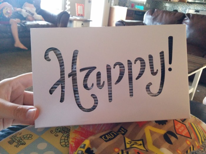 Happy Baby Wrap Review And Giveaway The Creative Mom