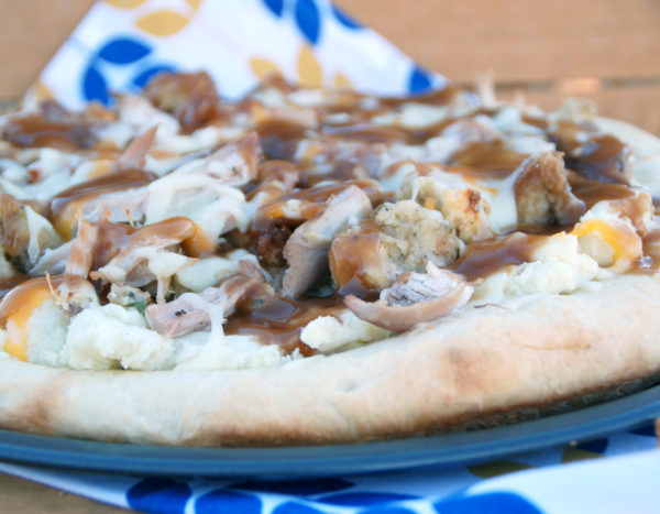Thanksgiving Leftovers Pizza | The official blog of ...
