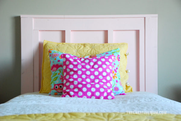 DIY Twin Headboard