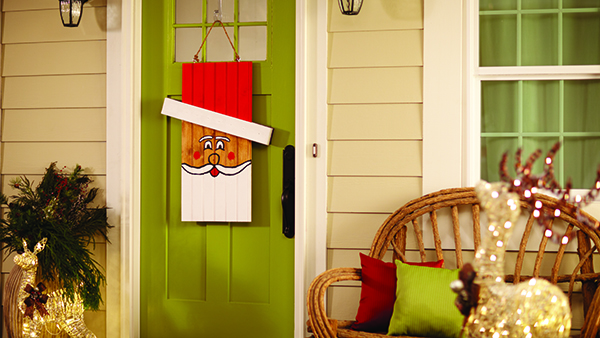 Reversible Door Hanger {DIH Workshop Announcement}