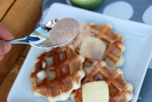 How to Make Dinner Rolls in the Waffle Iron