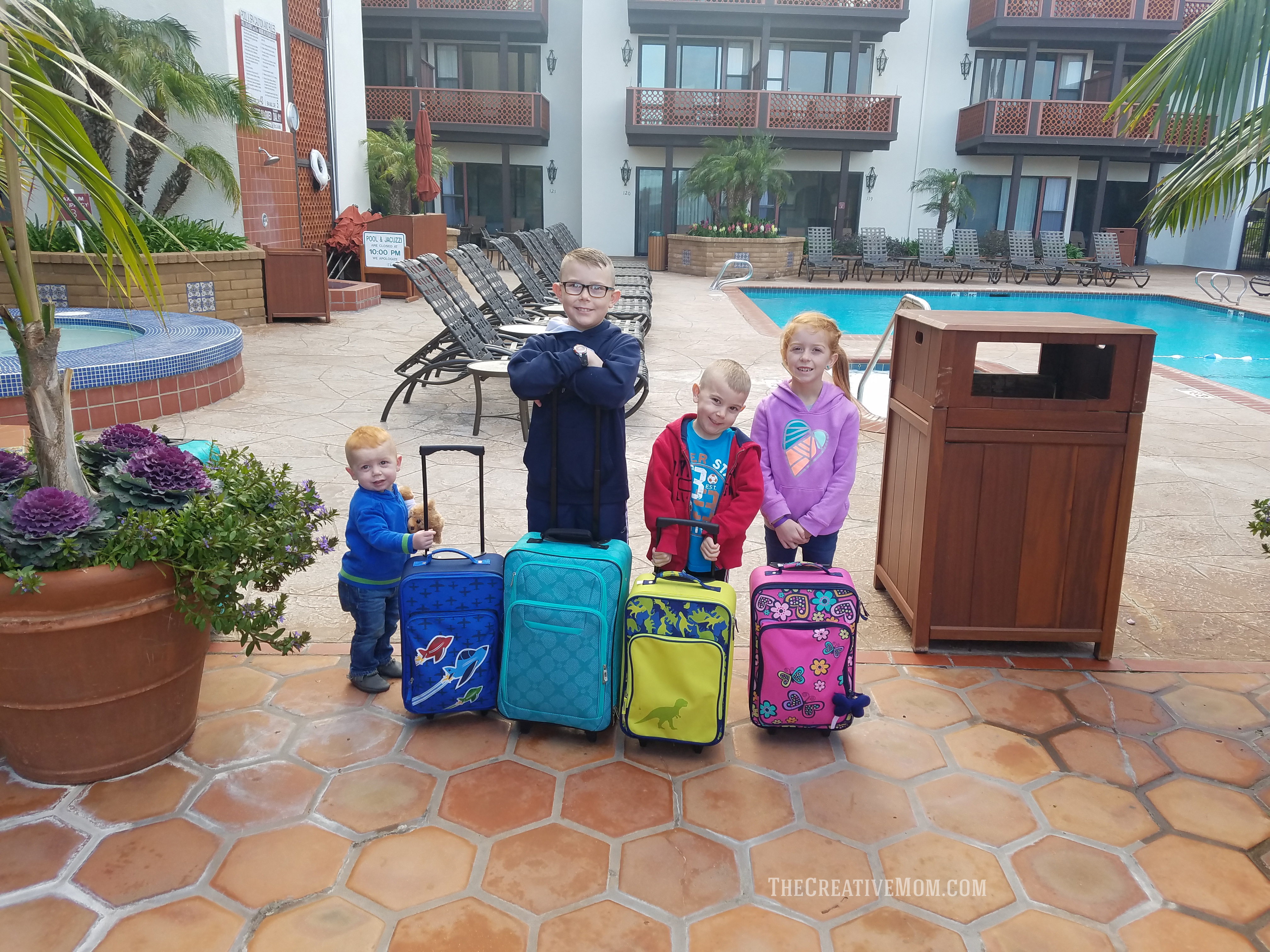 The best family friendly Hotel in San Diego