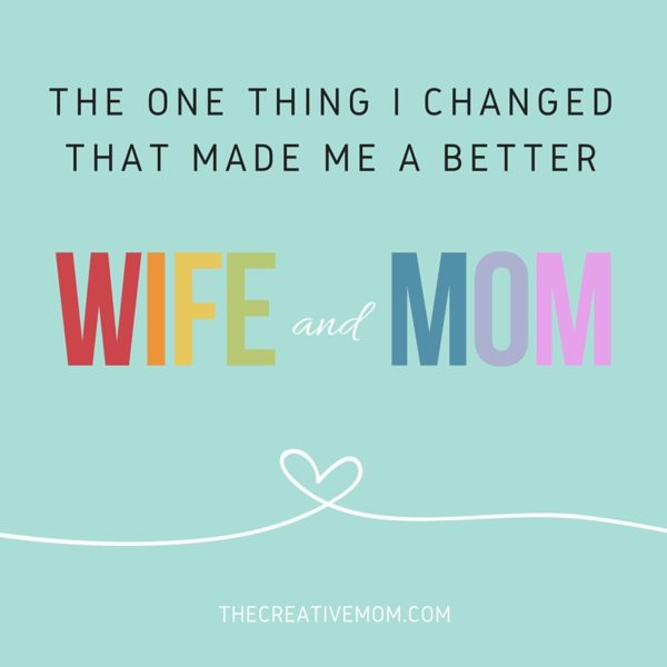 better wife mom
