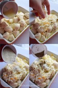 Cheesy Garlic Bread Bites