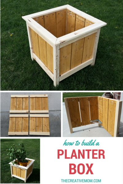 build planter box