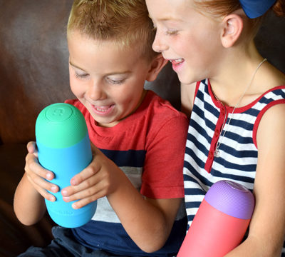 The cool bottle that helps kids drink more water