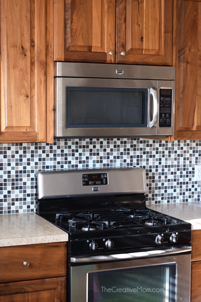 Choosing Tile Backsplash for my Kitchen Update