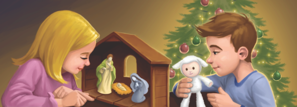little lamb from bethlehem game free printable
