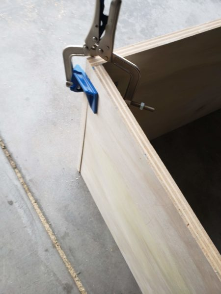 corner joint wood clamp