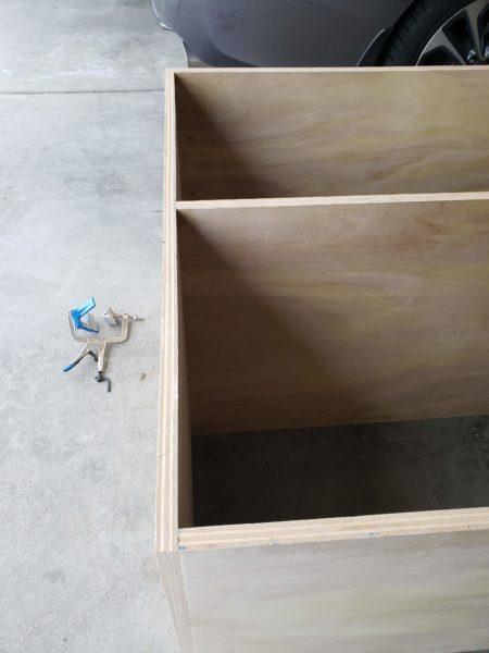 build plywood box