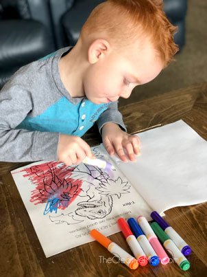 How to Make Personalized Coloring Books