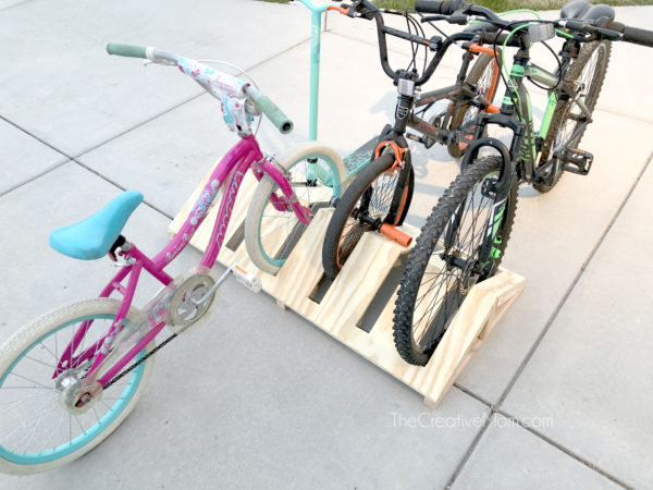 bike rack building plans