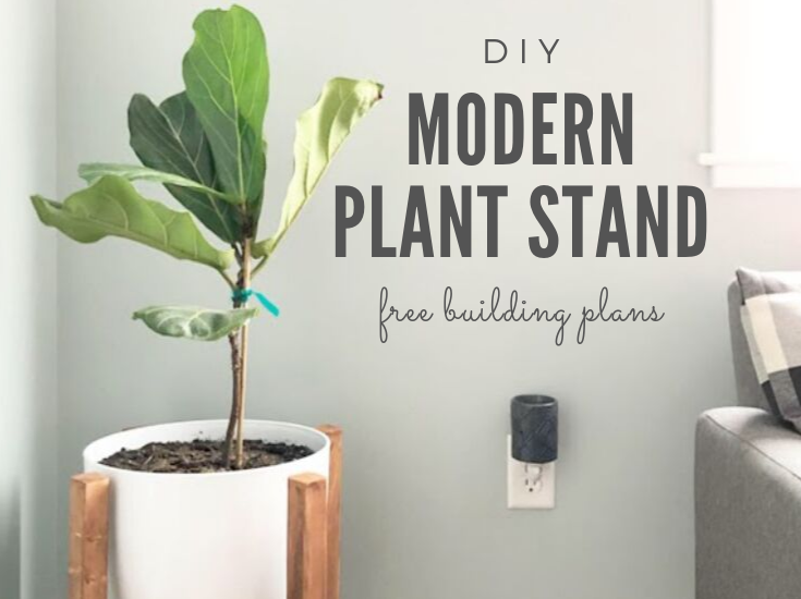 build plant stand