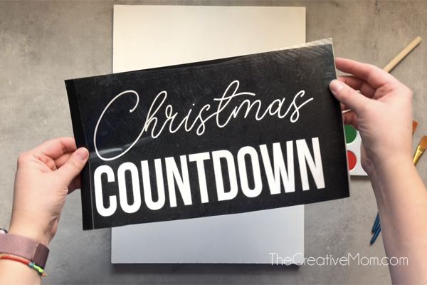 Christmas Countdown vinyl