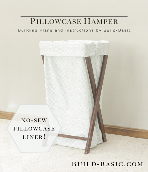 pillowcase hamper