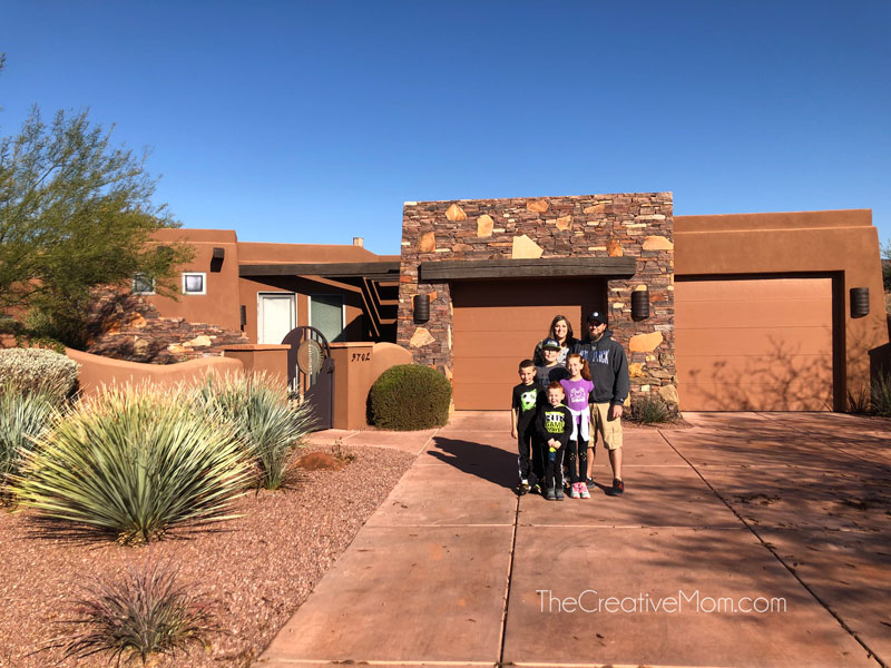 St George vacation rental