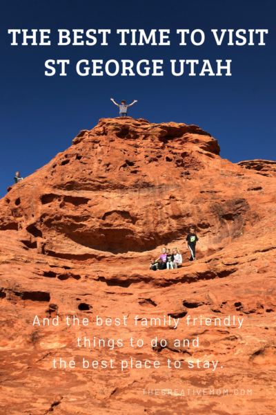 The Best Time to Visit St George Utah