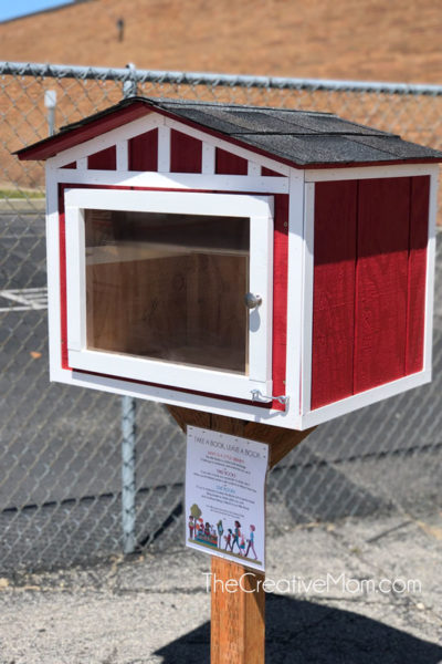 Little Library Building Plans