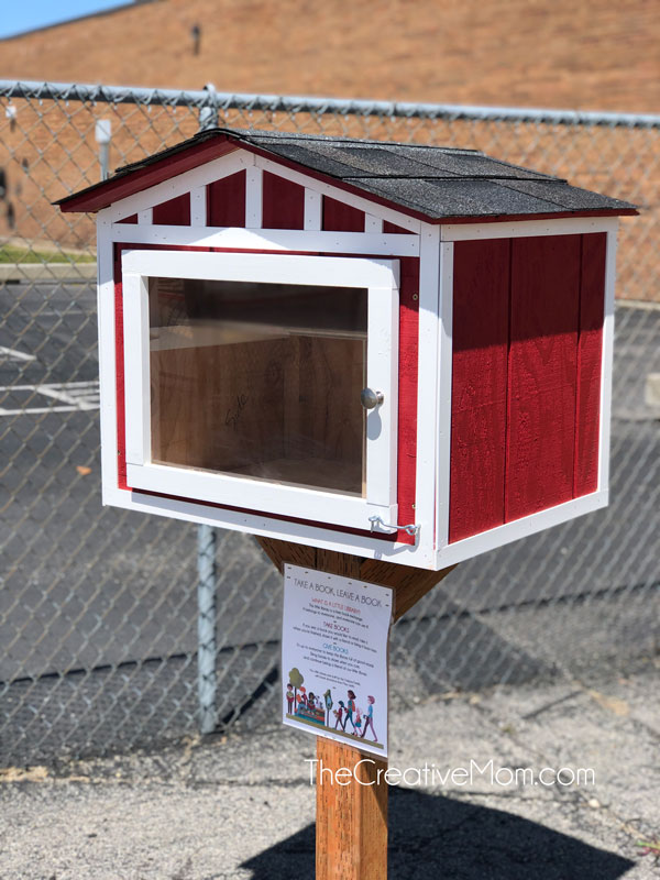 Little Library Building Plans