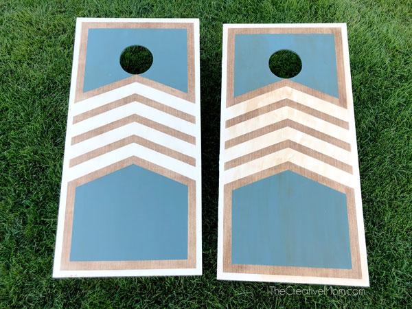 build cornhole