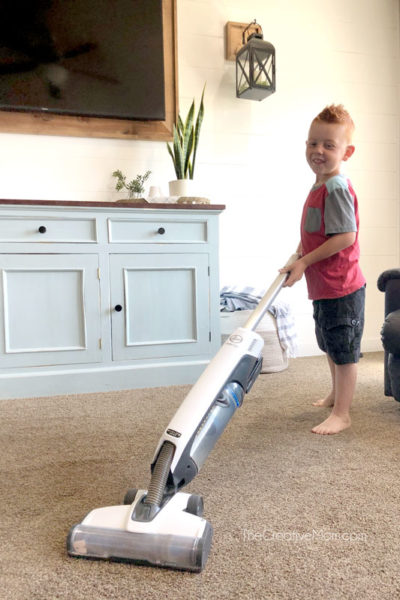 The Best Cordless Vacuum for Families
