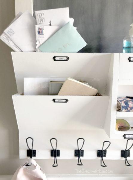 mail organization