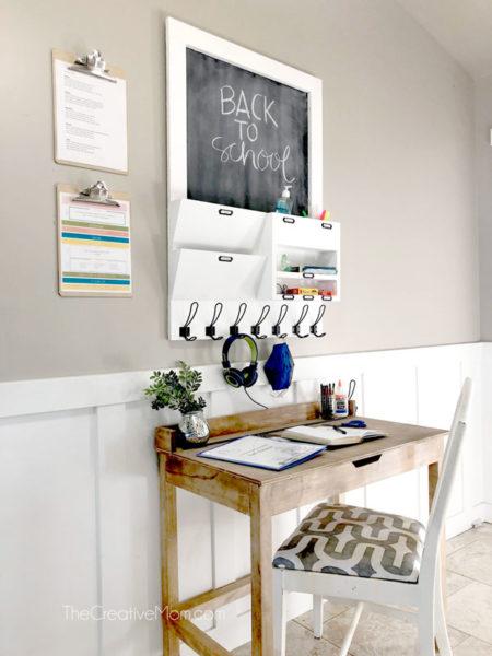 DIY Home Desk