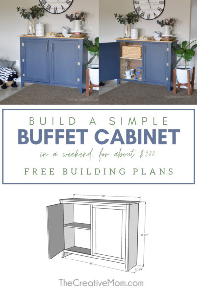 build a buffet