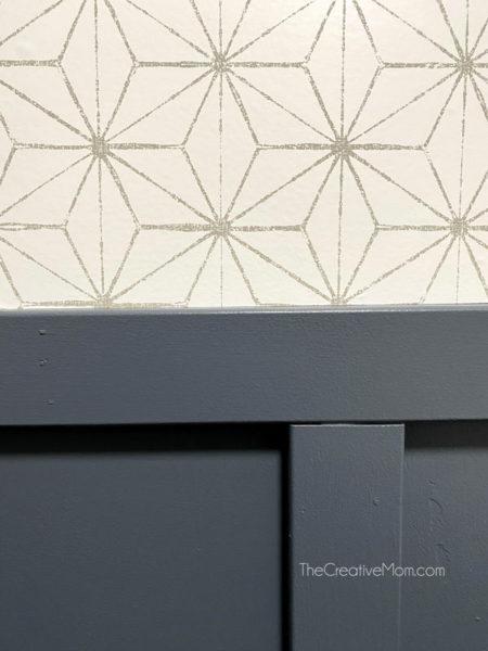 board and batten wallpaper